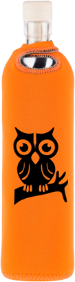 Flaska Neo Design Owl on the Branch
