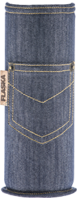 Flaska Jeans sleeve web