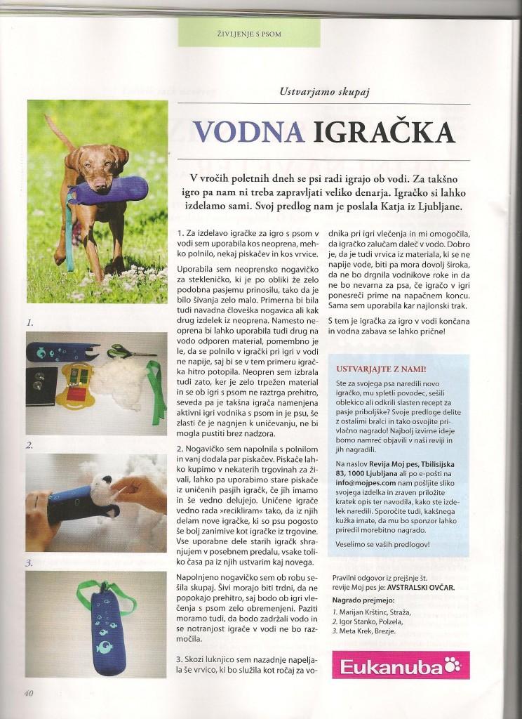 flaška za pse :)