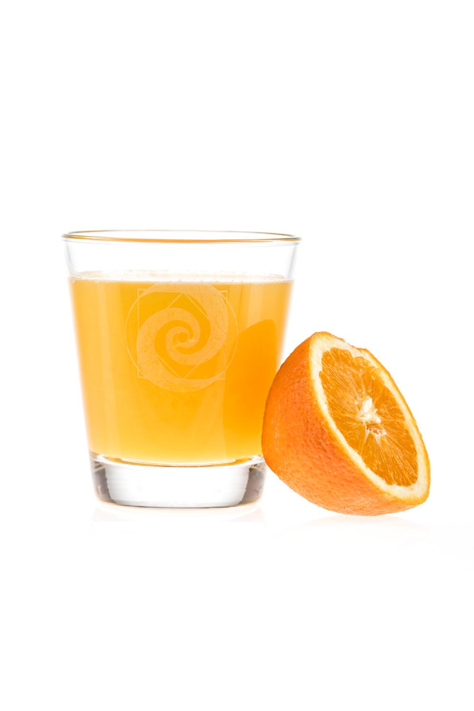 Iz kozarca Sirius lahko pijete tudi sadne sokove